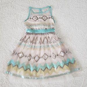 Ruby Rox size 10 dress